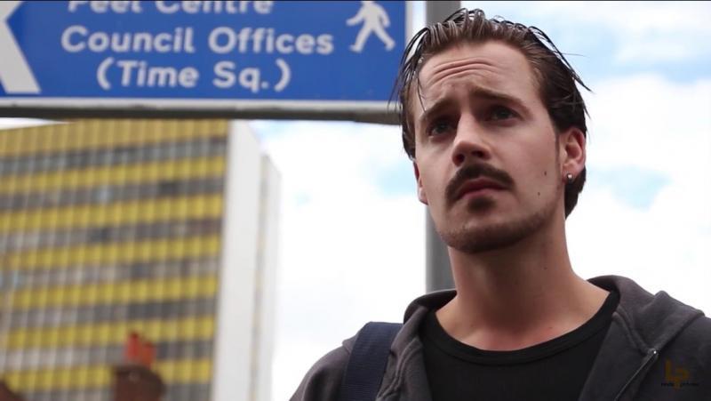 """Film Still from """"Law Defying (2013)"""""""