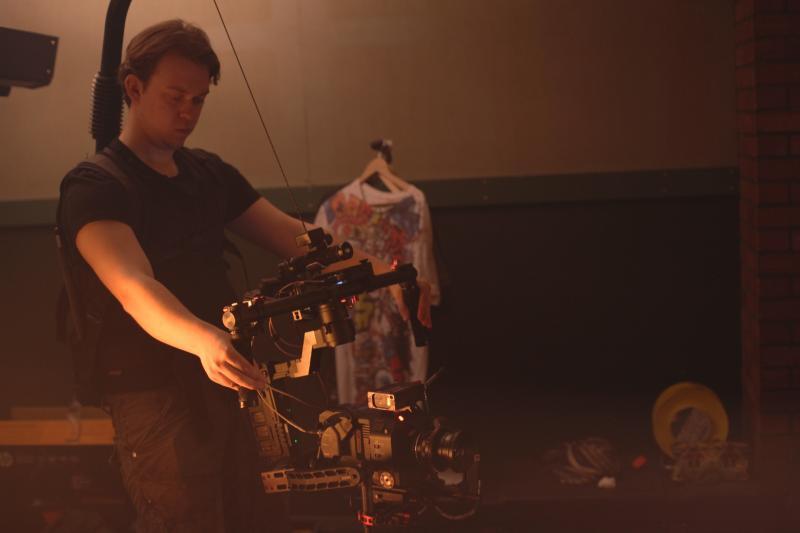 Filming for Paul Menel. Sony FS7, Zeiss lenses and DJI Ronin