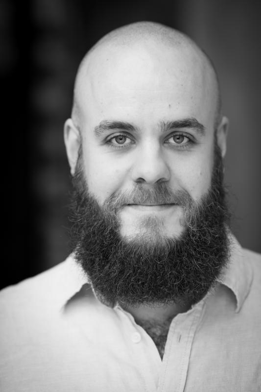 Alastair Gillies Headshot