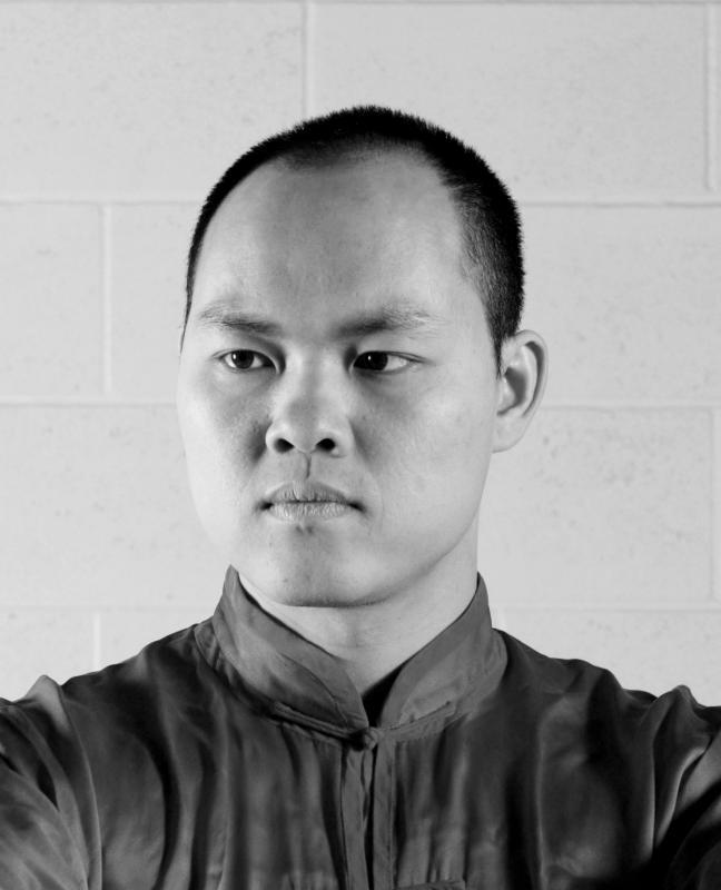 Jake Nong Potrait in B/W