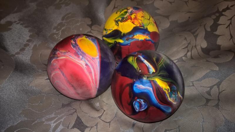 Juggling ball make