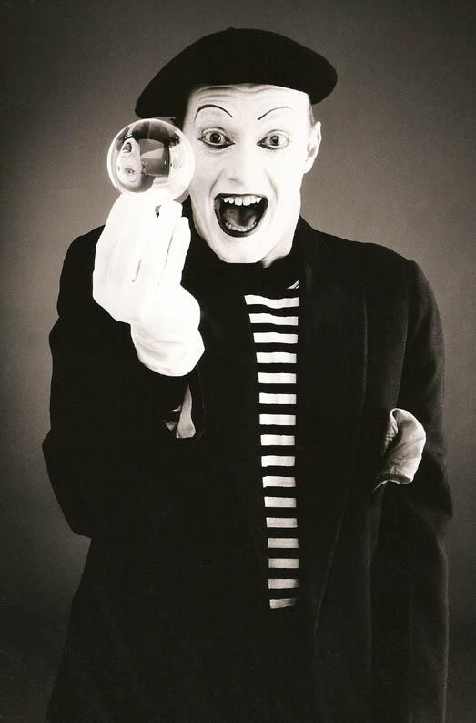 Andy Sinclair Mime Artist