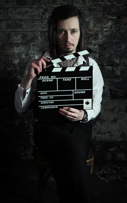 Enigmatic Productions shoot
