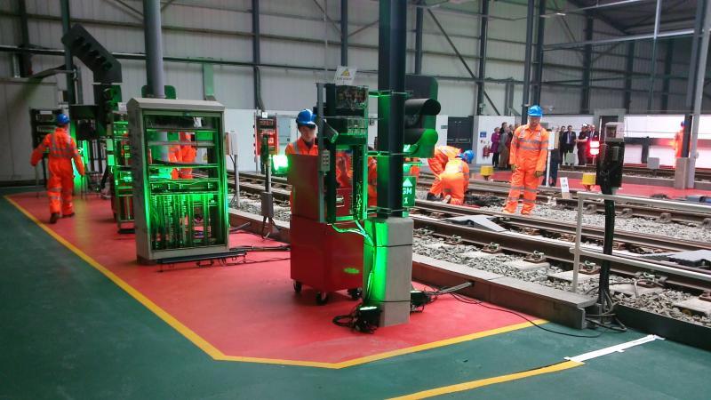 Rail Academy Grand Opening