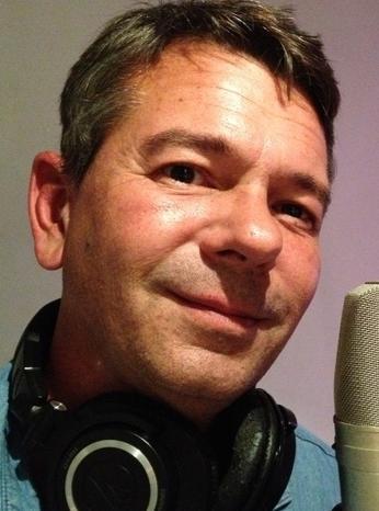 Pete Beaumont Voice artist UK