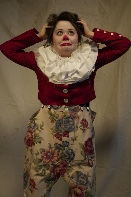 Buffo the clown, 'Nights at the Circus': Costume made