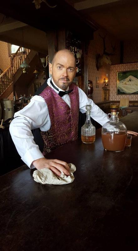 Euro Westerns - Barman