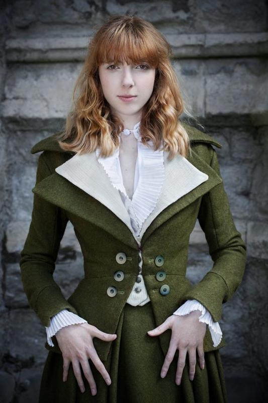 18th Century Riding Suit