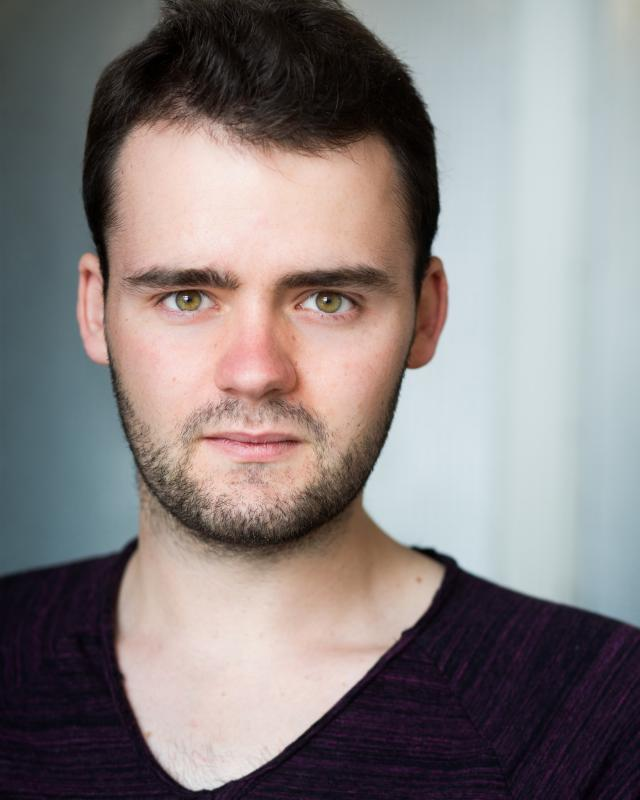 Conor Cook - Headshot