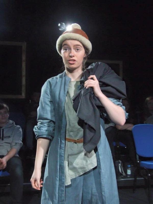 Playing the Boy in Henry V