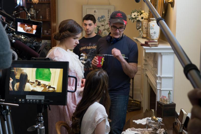 "Directing period romantic drama - feature film ""Stolen Path"""
