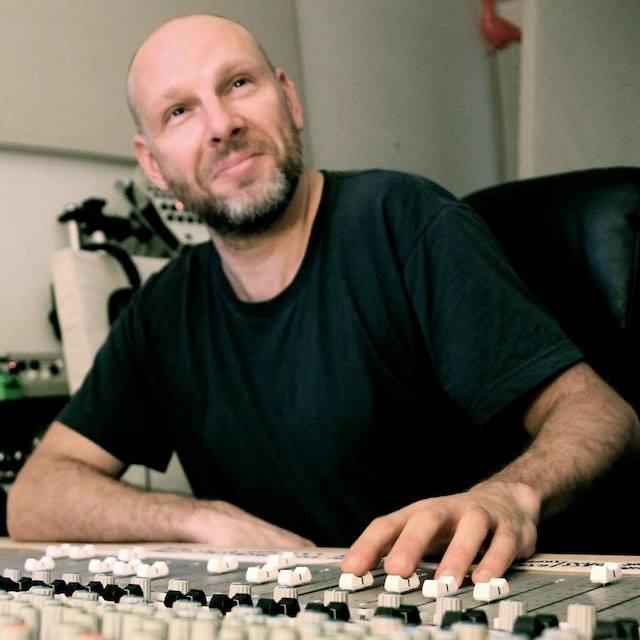 Simon Haggis - Sound recordist and engineer