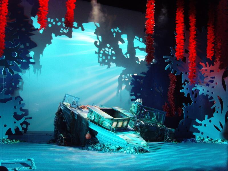 The Little Mermaid, Dundee Rep