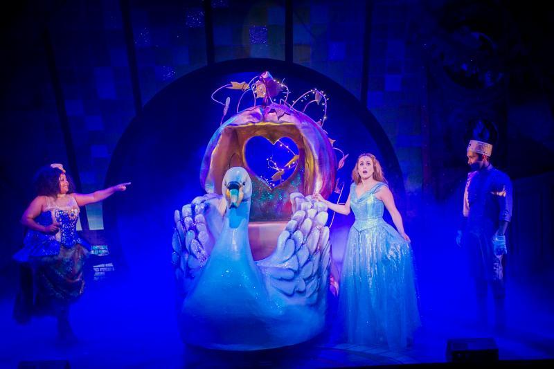 Costume Assistant/Dresser - Cinderella, Salisbury Playhouse