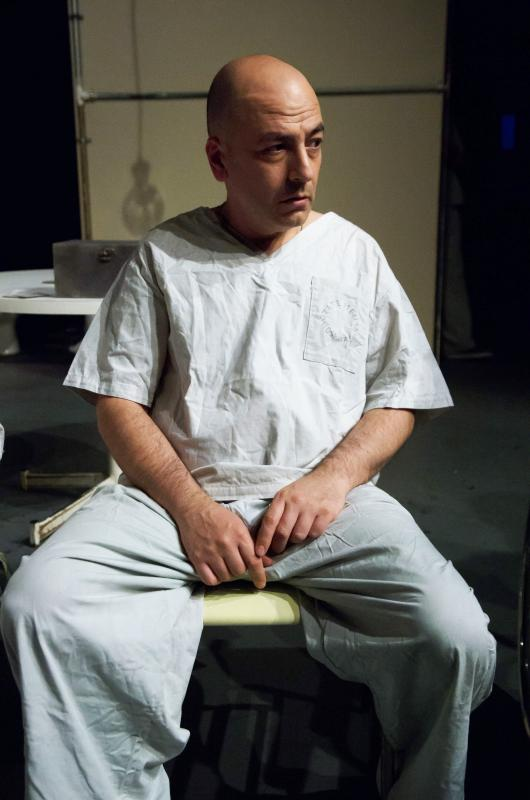 """As Martini in """"One Flew Over The Cuckoo's Nest"""""""