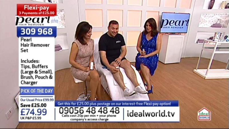 Ideal world shopping channel