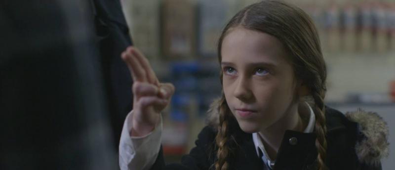 Scarlett as Eternity Winter, from The Gatehouse 2106