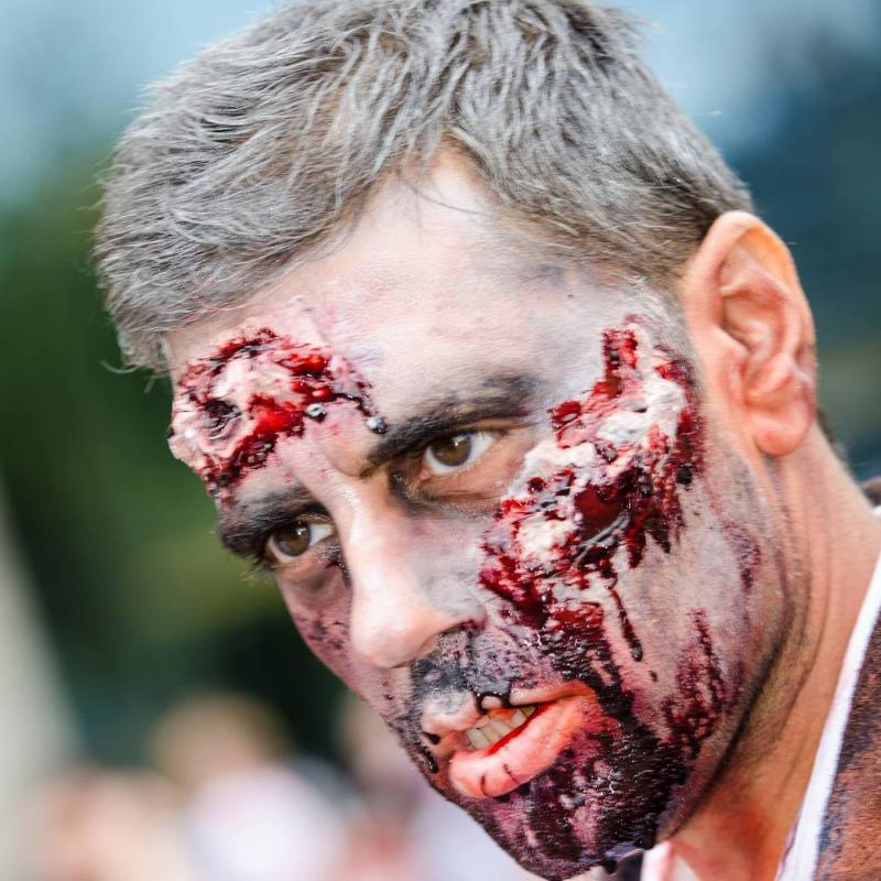 Zombie/beaten