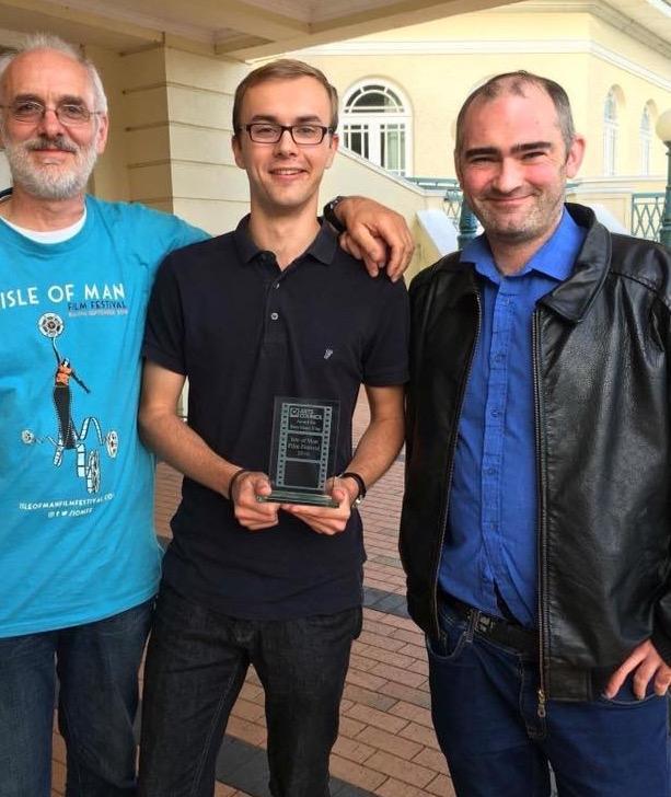 """IOMFF 2016 'Best Manx Film': """"Gurfa""""!"""