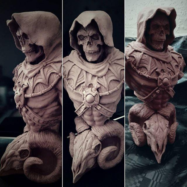 My last Sculpture