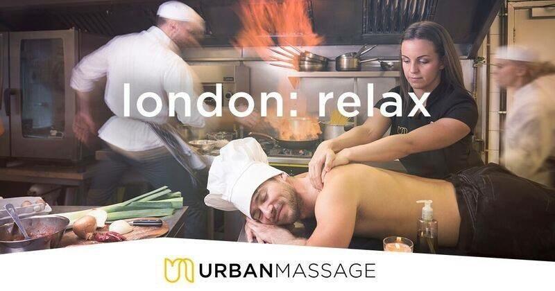 Urban Massage Tube Campaign