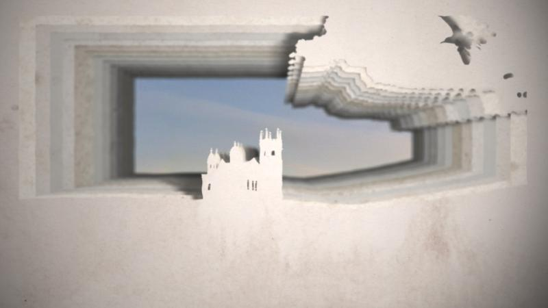 English Heritage Open Days Viral Animation