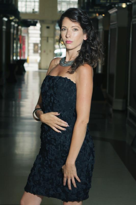 Middle Length Dress