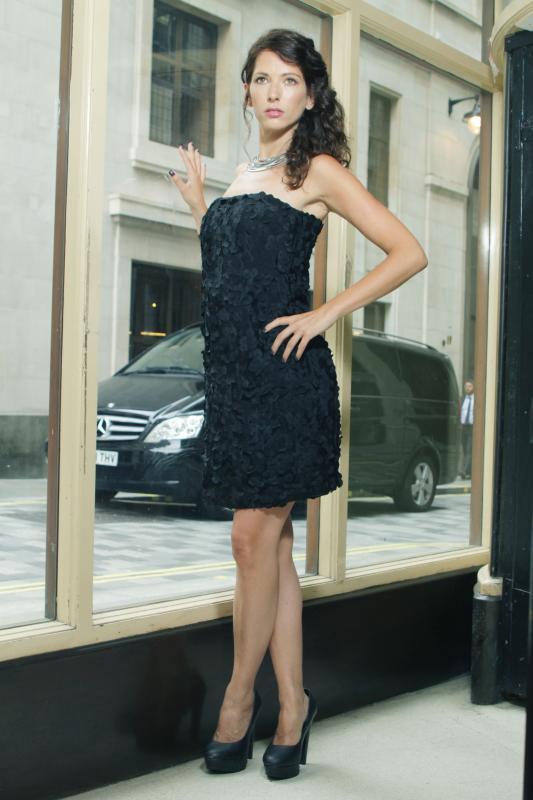 Window Cocktail Dress