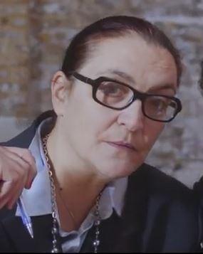 Lucy Christy, the Judge, Perfume Genius music video