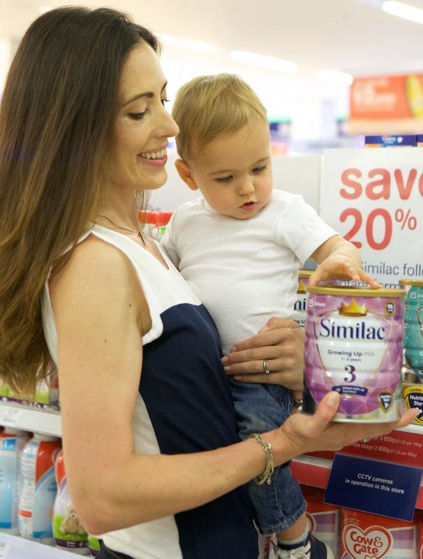 Similac Milk Commercial