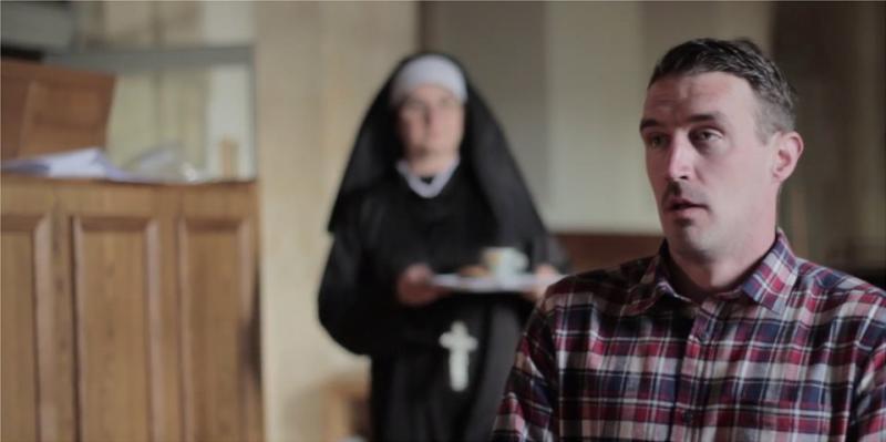Stills from the 'Sister Ann' short film
