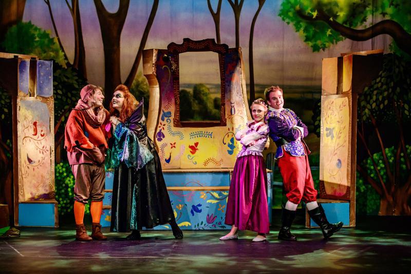 Rapunzel The Musical 2