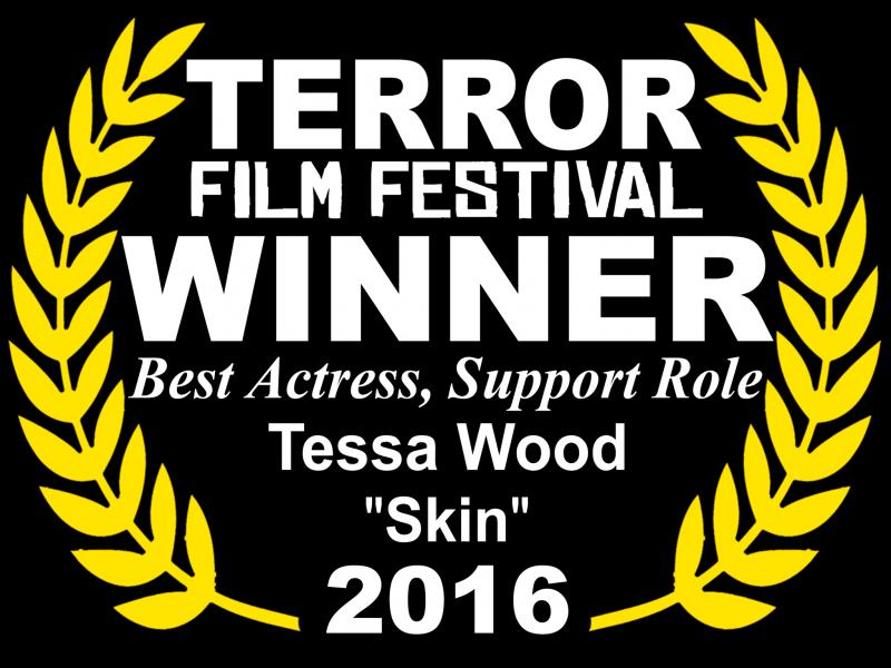 Best Supporting Actress Certificate