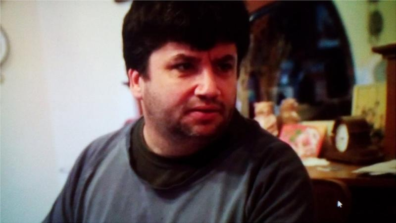 The Imposter (short film) Caleb- crazed, brieved, husband