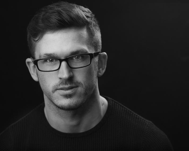 B&w glasses