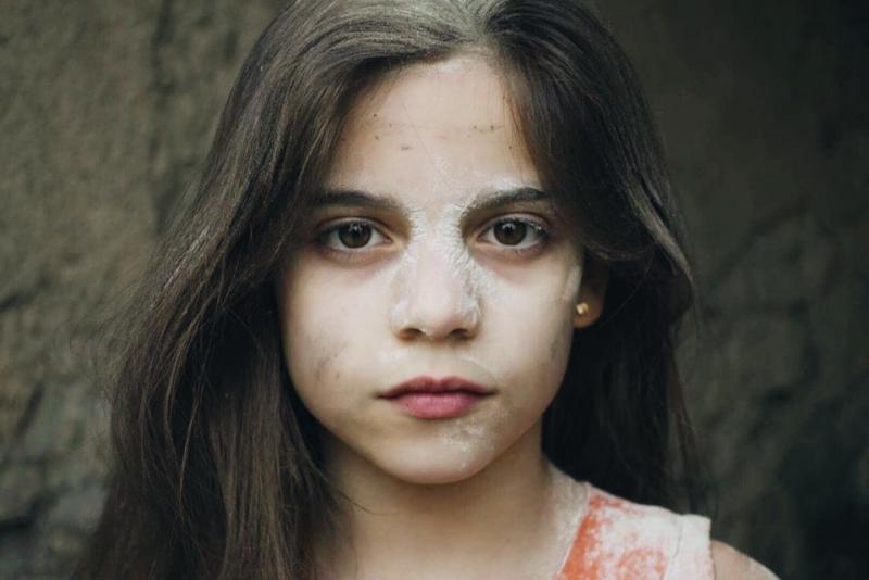 Aleppo's Child Scarlett Archer