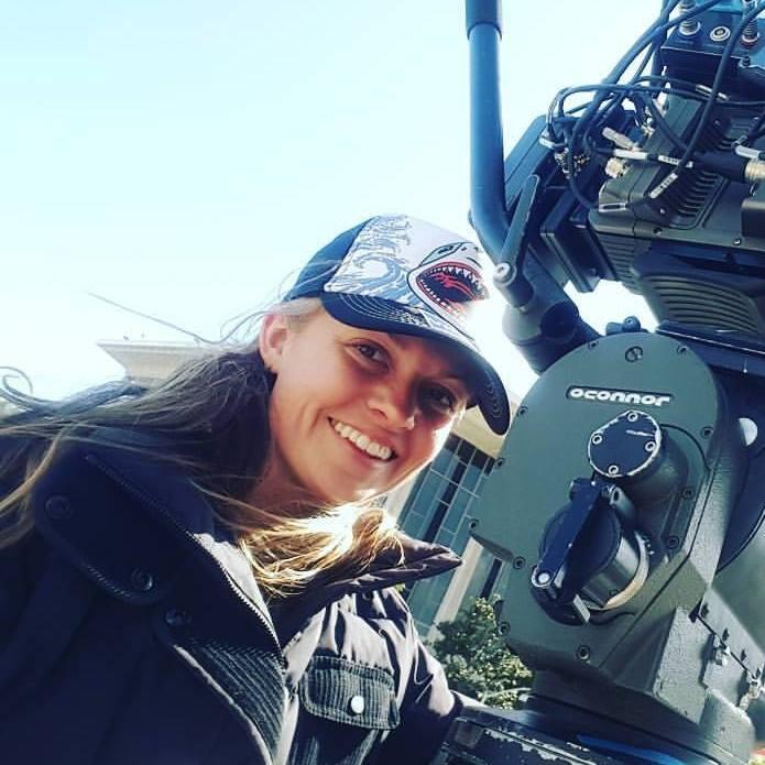 Laura Beth Love DP/Operator on Skarknado 4