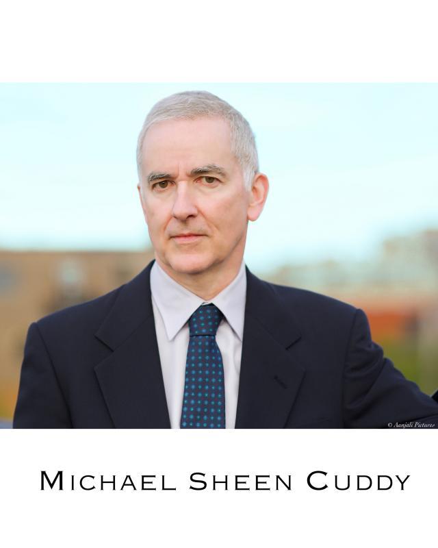 Michael Sheen Cuddy, corporate