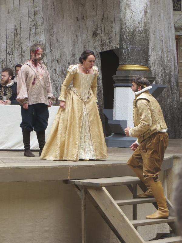Macbeth - Shakespeare's Globe (2013)