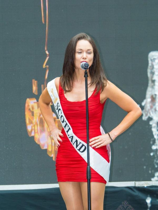 Miss Scotland 2015