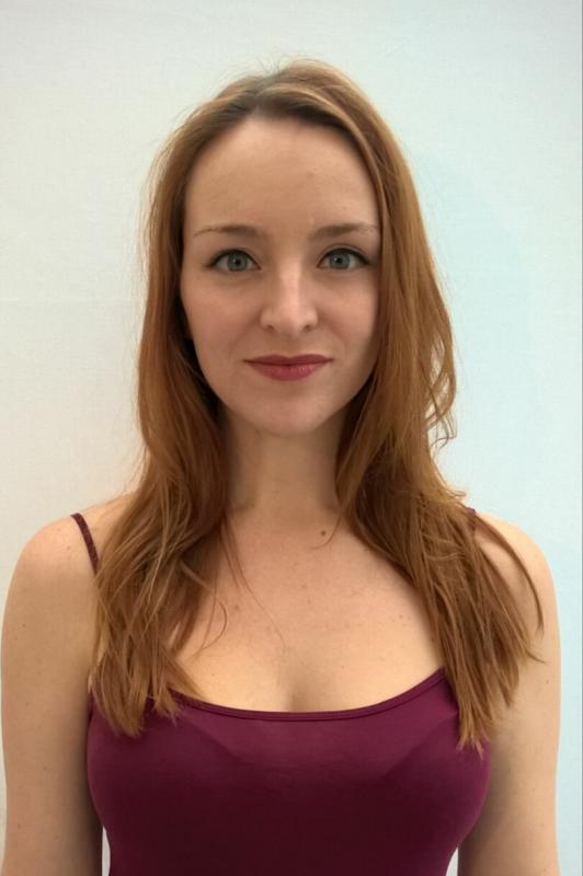 Grace Kemp headshot