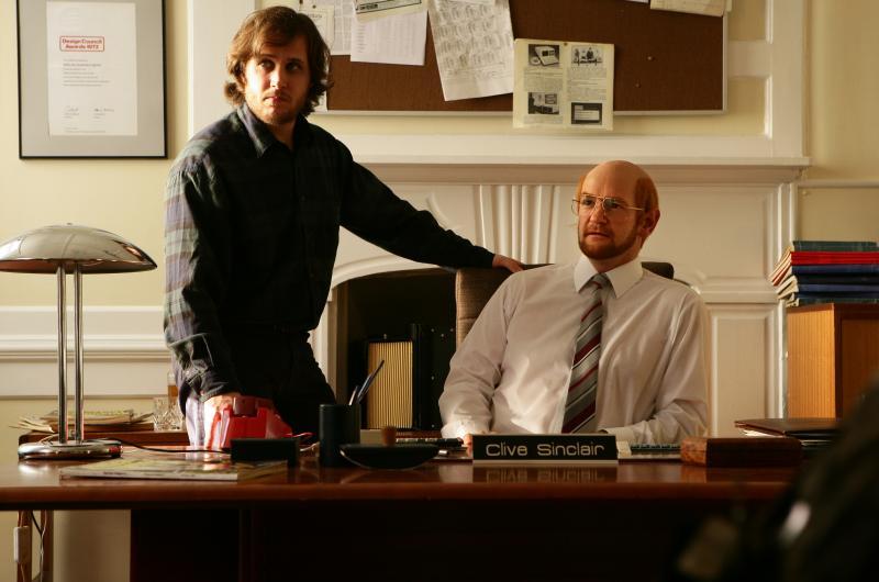 Still From 'Micro Men' As Rick Dickinson