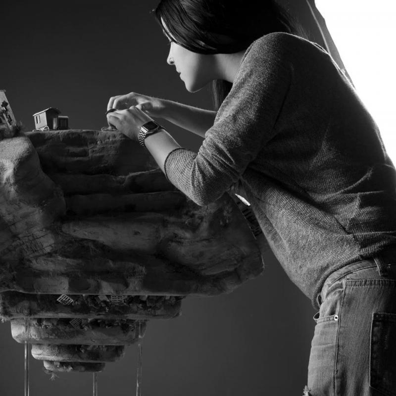 Behind the scenes of Art Dept