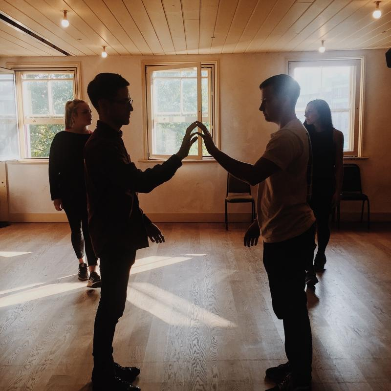 The Poetry We Make - R&D week at Wilton's Music Hall