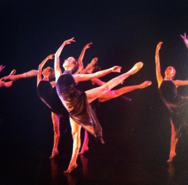 Severine performs in Crystal Contour, Cape Academy of Performing Arts