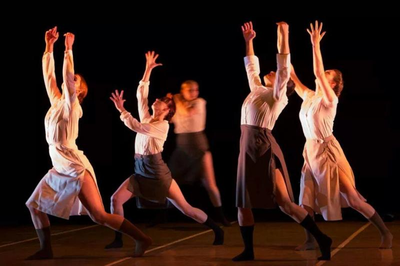 """Severine performs in """"The things we lost in the fire"""" Choreographed by Vuyo Mahashe"""