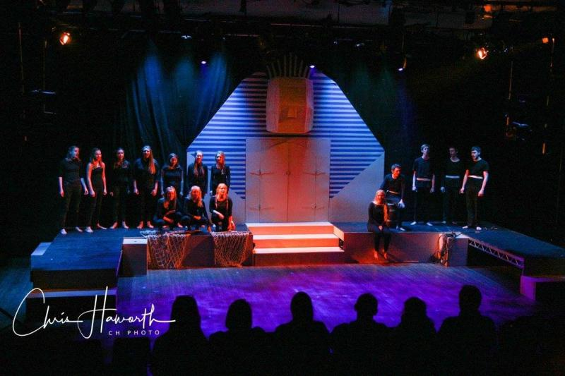 Aida The Musical, Lights Music Action- April 2017