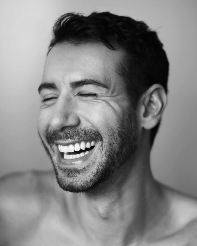 John Diamantis laugh