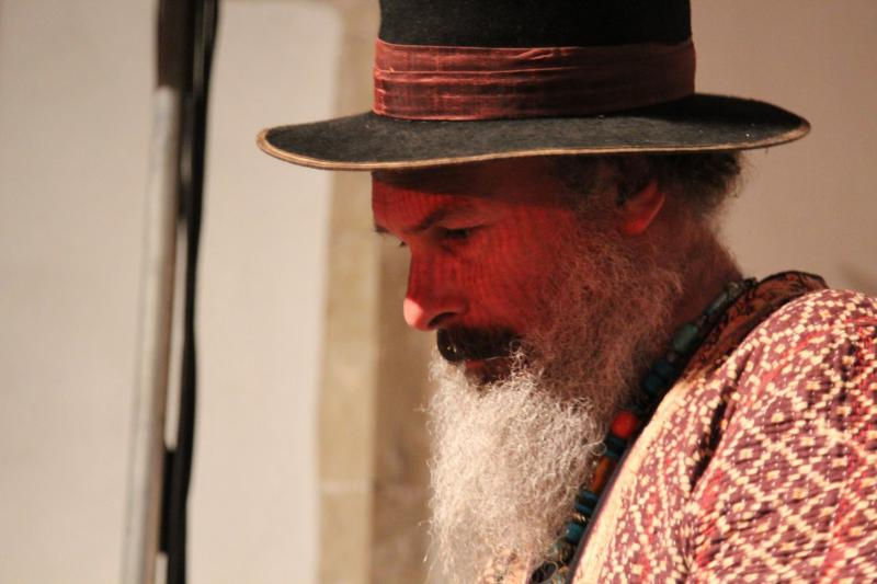 As the narrator in La Llorona, 2017