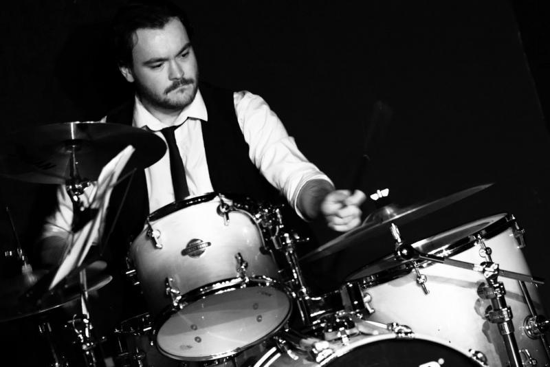 The Cabaret Farce - percussionist